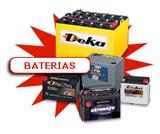 refacciones / Baterias