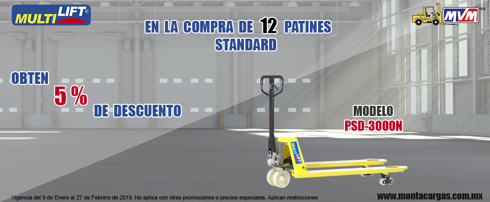 promocion patines