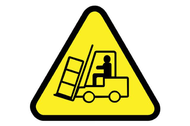 prevencion accidentes montacargas