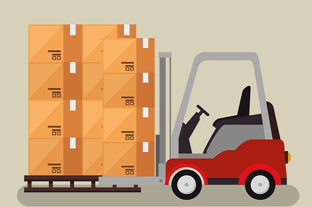 Escoger maquinaria para almacenes con poco espacio